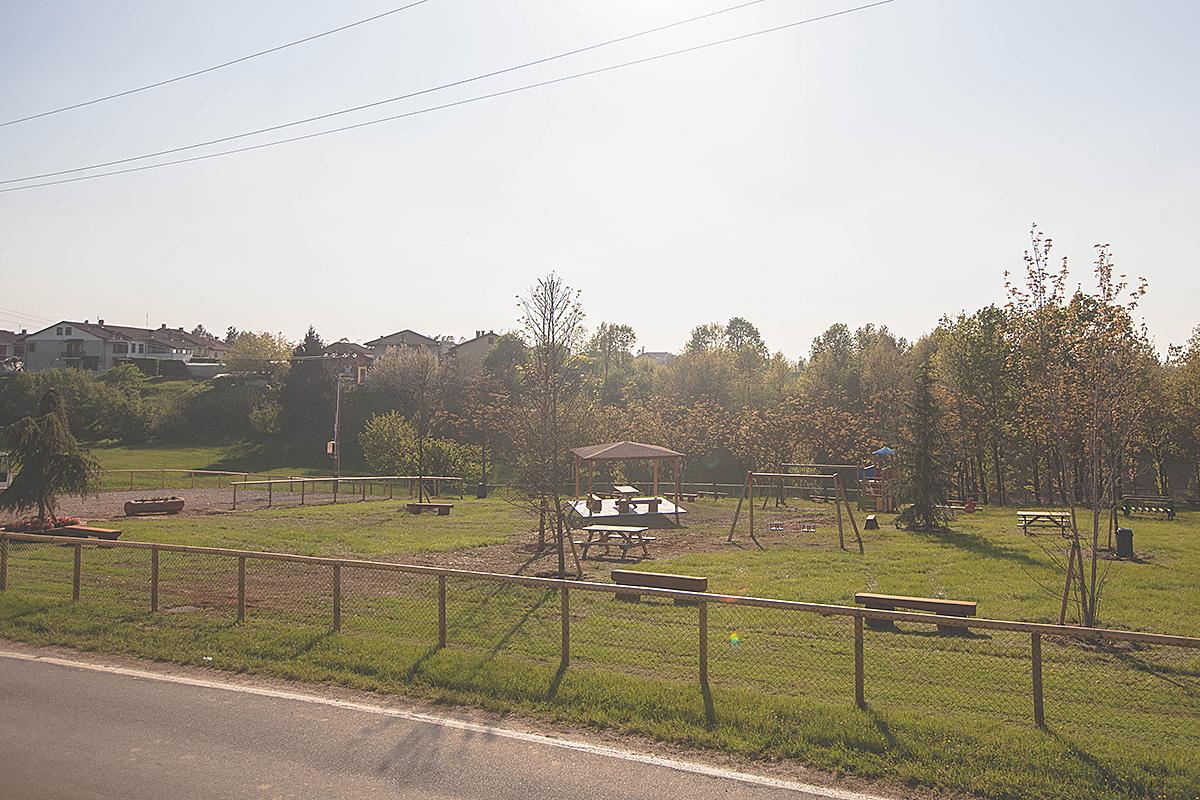 il parco dell'agrilatteria del pianalto